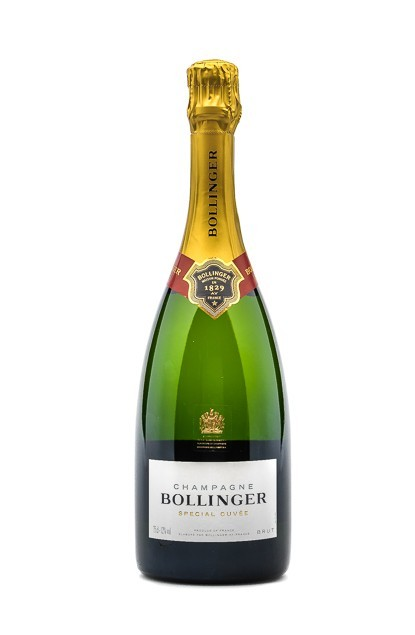 BOLLINGER SPECIAL CUVEE CHAMPAGNE - Bout. 75 cl