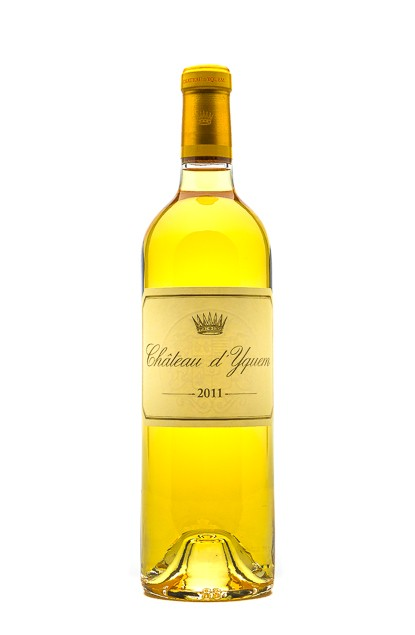 YQUEM 2014 RP 98/100 - Bout. 75 cl