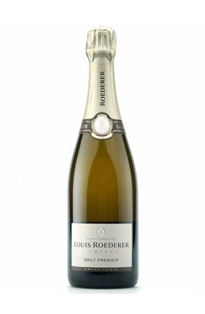 LOUIS ROEDERER BRUT PREMIER CHAMPAGNE - Bout. 75 cl