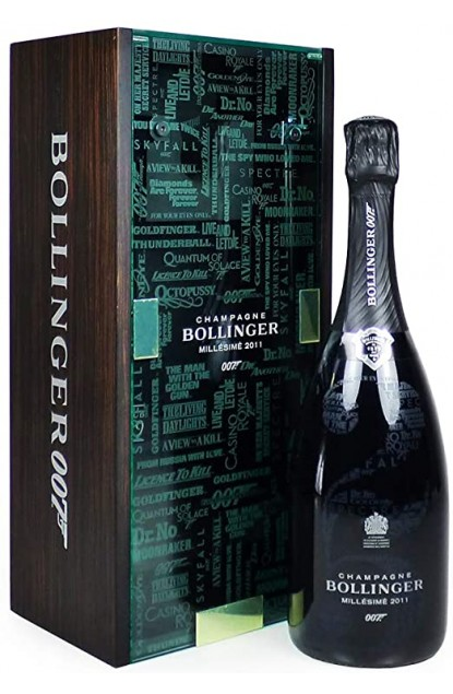 BOLLINGER 007 LIMITED EDITION 25 BOND 2011