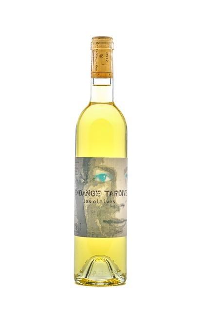 PETITE ARVINE & ERMITAGE VENDANGES TARDIVES 2012 - Bout. 50 cl